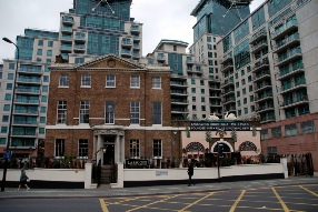 Brunswick House at Vauxhall