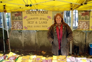 Grove Farm at the Oval Farmers' Market