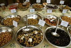 Oval Farmers' Market- Olives