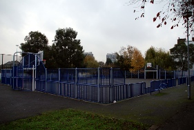 Kennington Park - Basketball court