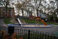 Kennington Park - playground