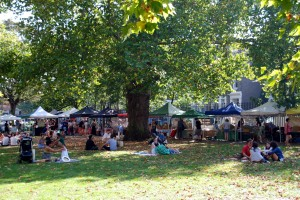 Oval Farmers' Market
