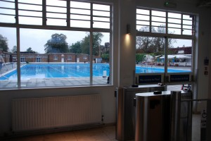Brockwell Lido waiting for lifeguards