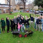 Claylands Green Action Day team